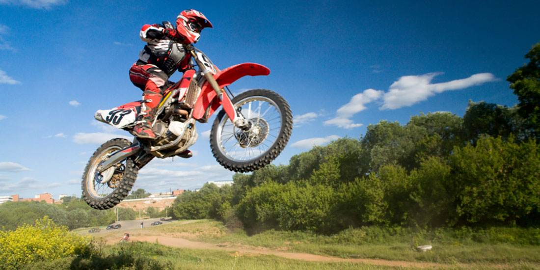Dirt Bikes Racing Dirt bike racing is one of
