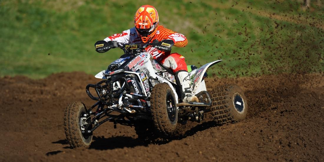 Profile John Natalie Atv Motocross Champion Motosport
