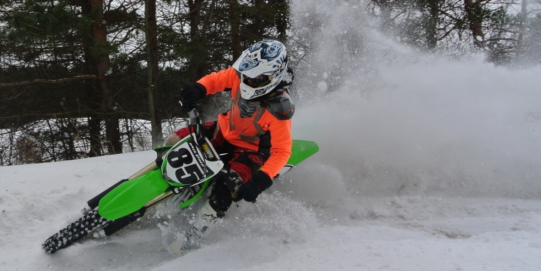 Ktm Dirt Bike Winter Riding Gear