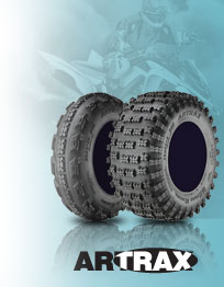 Shop All Artrax ATV Tires