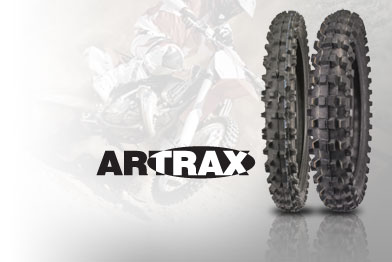 Shop All Artrax Dirtbike Tires