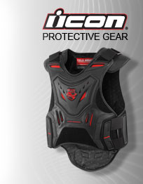 Shop All Icon Protective Gear