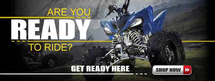 Are You Ready to Ride? Get Ready Here.
