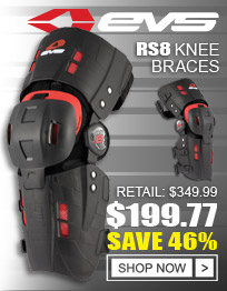 EVS RS8 Knee Braces