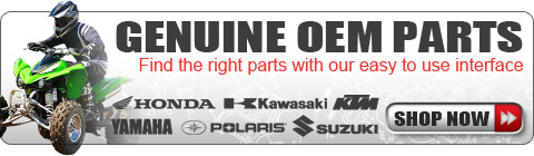 Shop All ATV OEM Parts