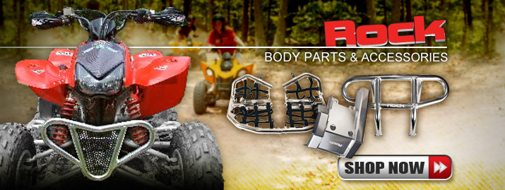 Shop All Rock ATV Parts and Accessories