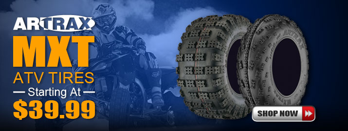 Shop Artrax ATV Tires