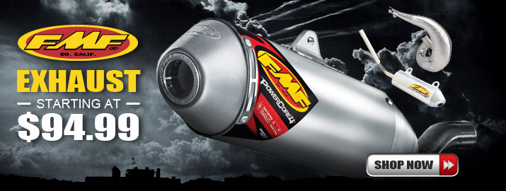 Shop All FMF Slip-On Exhaust