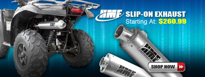Shop All HMF Slip-On Exhaust