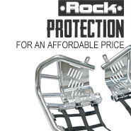 Rock:  Protection for an affortable price!
