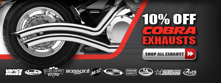 Shop All Cruiser Exhaust