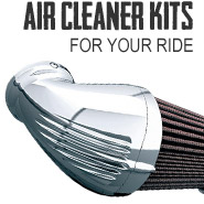 Air Cleaner Kits For Your Ride