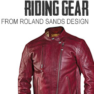 Roland Sands Design Cruiser Riding Gear