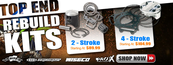 Shop All Dirtbike Top End Kits