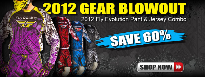 2012 FLY Evolution Combo Blowout