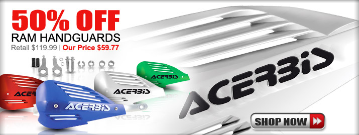 Shop Acerbis Ram Handguards