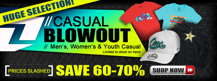 Shop All One Industries Casual Blowout