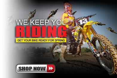 We Keep You Riding