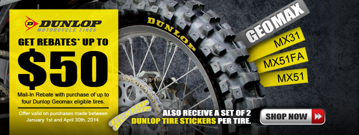 Shop All Dunlop Tires
