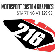 MotoSport Custom Backgrounds Starting at $29.99!