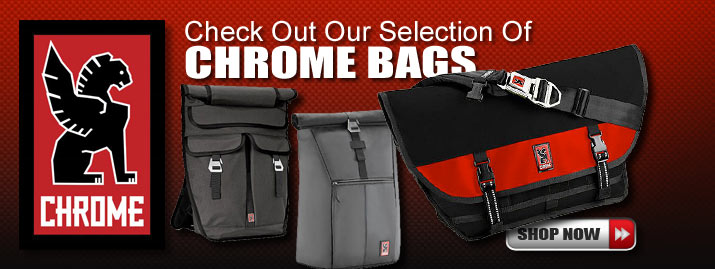 Shop All Chrome Bags and Backpacks