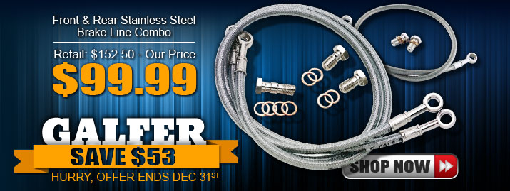 Shop Galfer Brake Lines