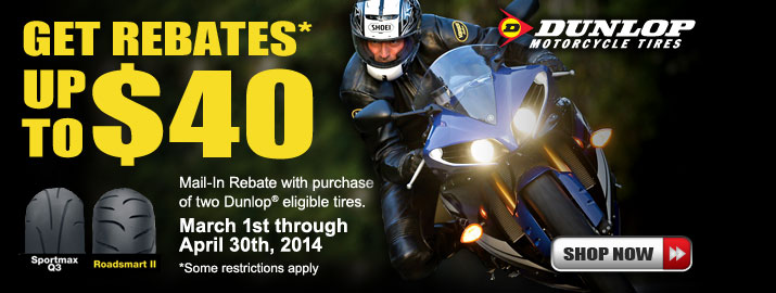 Shop All Rebate Qualifying Dunlop Tires