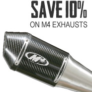 M4 Exhausts - Save 10%