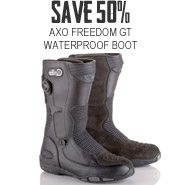 AXO Freedom GT Waterproof Boot - 50% Off