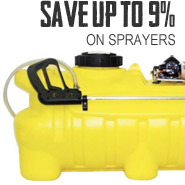 Save up to 9% on Sprayers