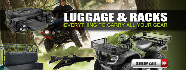 Shop All Luggage and Racks
