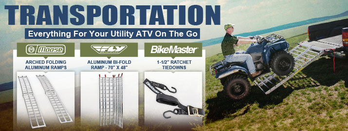 Shop All Utility Transportation
