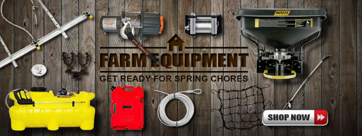 Shop All Utility ATV Farm Equipment