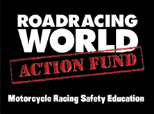 Roadracing World Action Fund - Motorcycle Racing Safety Education