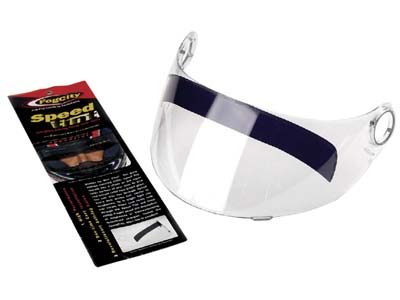 Buy FOG CITY SPEED TINT ANTI-GLARE INSERT FOR ARAI HELMETS