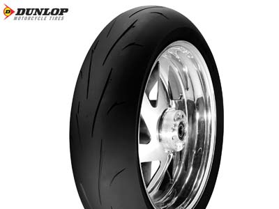 DUNLOP SPORTMAX GP REAR TIRE 190/60ZR17
