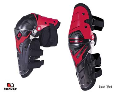 2010 MSR REFLEX KNEE GUARDS