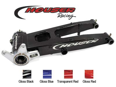 HOUSER LONGTRAVEL SWINGARM