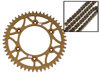 SUNLINE CHAIN & SPROCKET COMBO