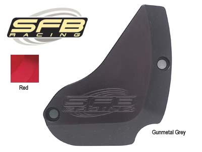 SFB IGNITION COVER GUARD - RED