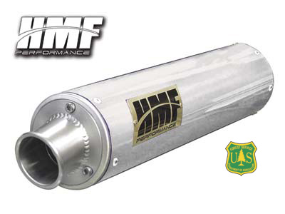  HMF SPORT SERIES COMPLETE EXHAUST - BRUSHED