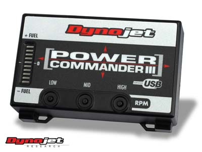 DYNOJET POWER COMMANDER 3 USB HARLEY
