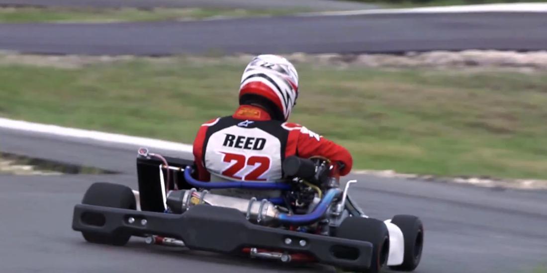 2012 Chad Reed Asphalt Vurb Moto Motosport