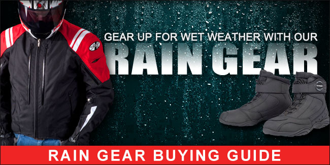 Motorcycle Rain Gear Recommendations Comparison Guide Motosport
