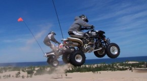 Tips to prepping your ATV for sand dune riding