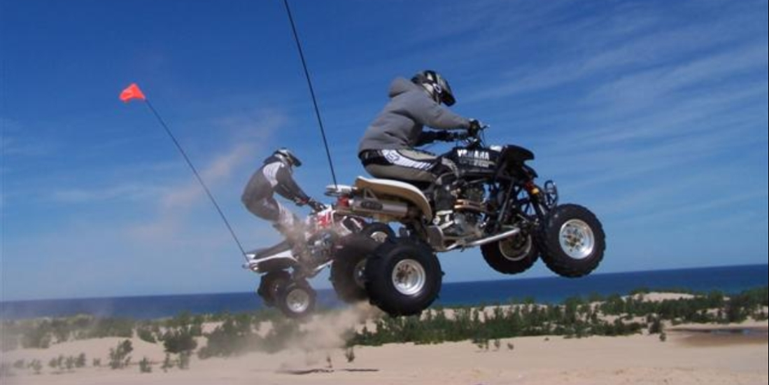 How To Prep Your ATV For The Sand Dunes   MotoSport