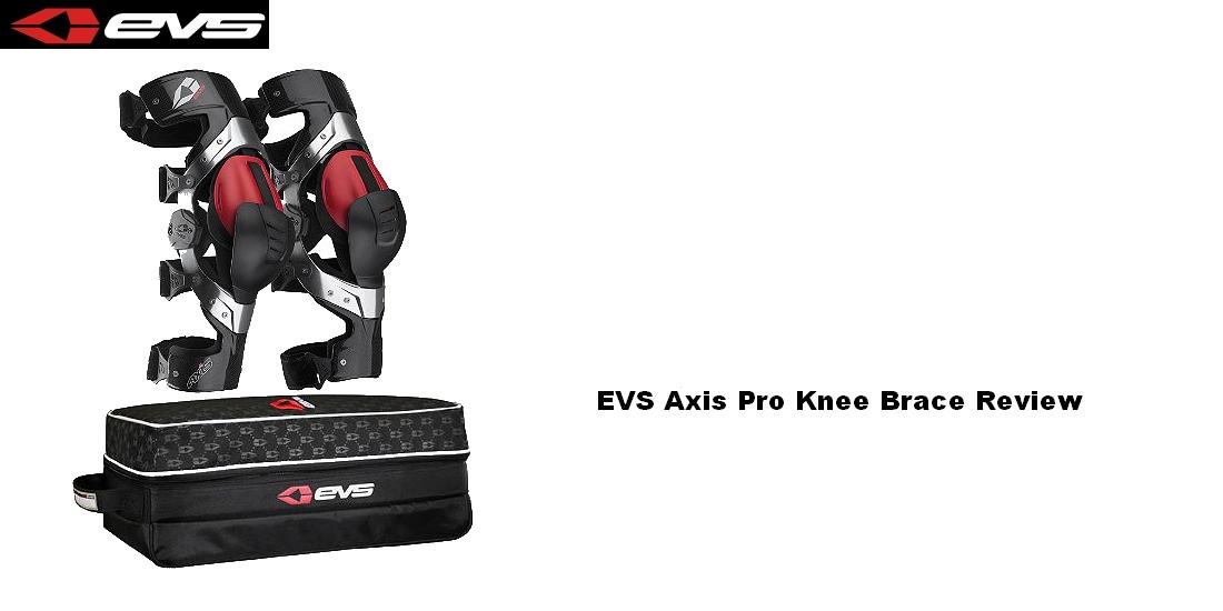 b78770e9e4 EVS Axis Pro Knee Braces: Review | MotoSport