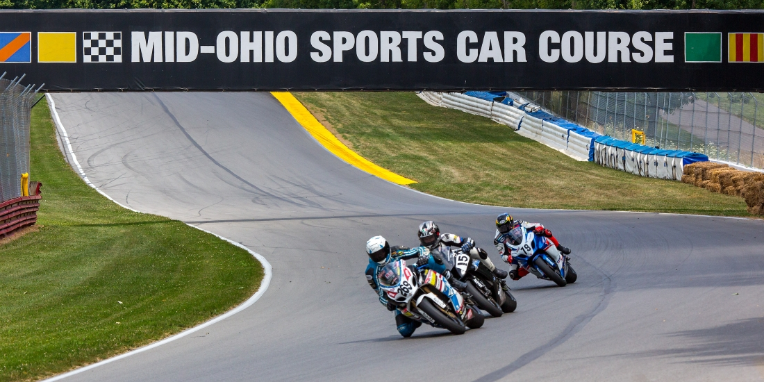 Mid Ohio Raceway >> Mid Ohio Sports Car Course History And Timeline Motosport