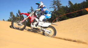 Tips to prepping your dirt bike for sand dune riding