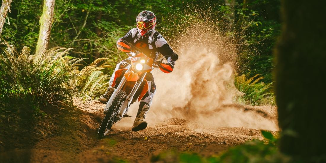 How To Make A Dirt Bike Street Legal | MotoSport